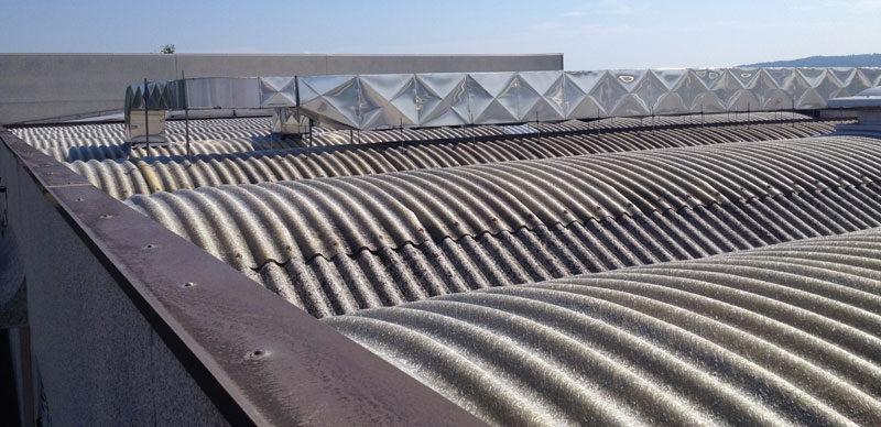 bonifica amianto, bonifica tetti in amianto
