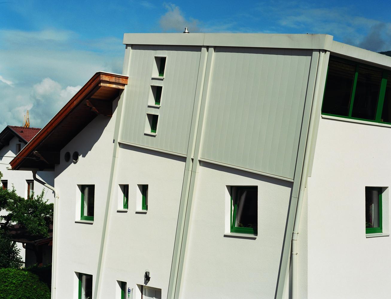 facciata ventilata, isolamento ventilato